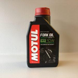 Forgaffel olie