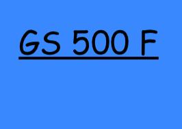 GS 500 F