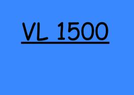 VL 1500