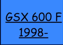 GSX 600 F 1998-